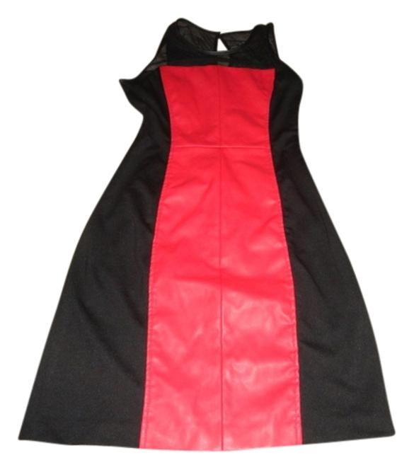 Preload https://img-static.tradesy.com/item/3156148/sofia-by-sofia-vergara-red-small-black-faux-leather-above-knee-night-out-dress-size-6-s-0-0-650-650.jpg
