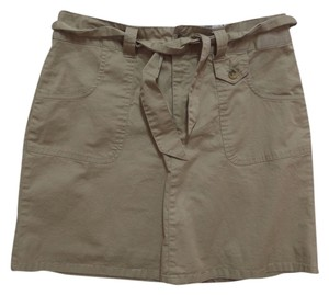 White Stag Skort Tan