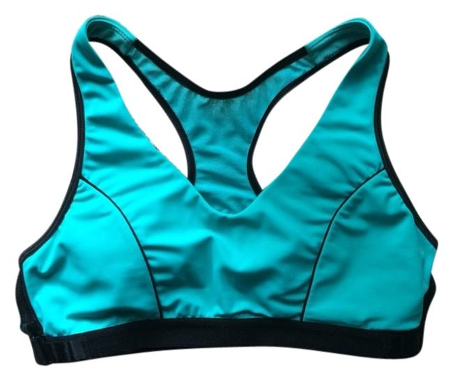 Balance Collection by Marika Supportive Teal Running Sporty Medium Workout