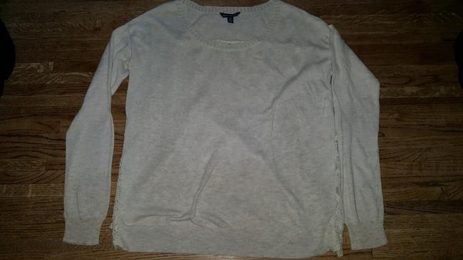 American Eagle Outfitters Lace Back Sweater