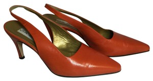 Via Spiga Pumpkin Pumps
