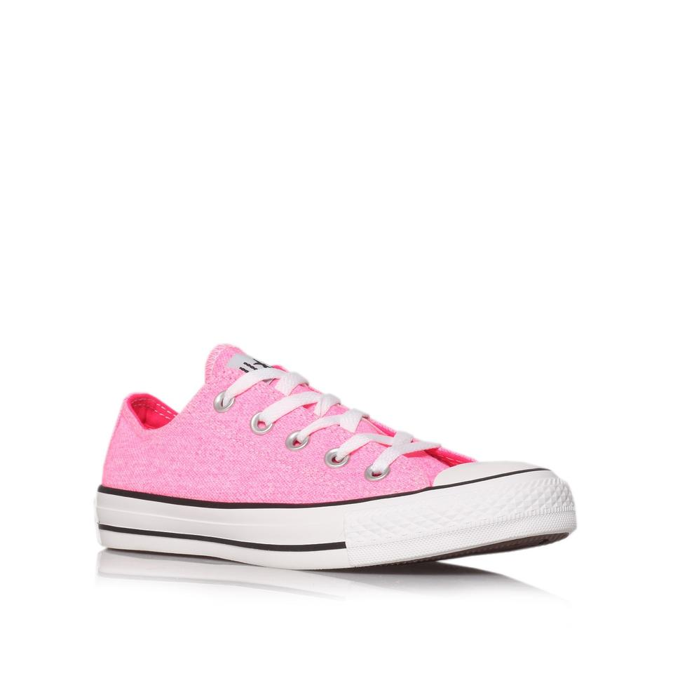 Converse Neon Pink Chuck Taylor All Star 9517 Sneakers