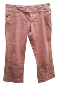 American Eagle Outfitters Capris pink/mauve