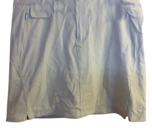 Columbia Reflective Summer Comfortable Skort Baby Blue