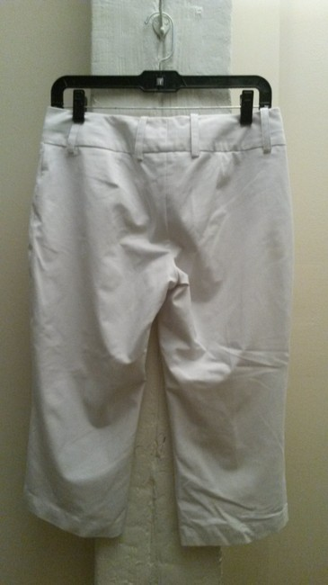 The Limited Spring Capris white