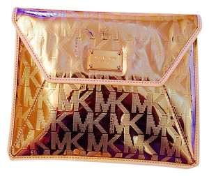 Michael Kors Rose gold Clutch