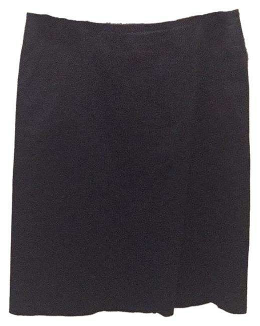 Banana Republic Skirt Navy Blue