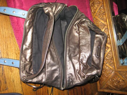 Botkier Large Metallic Shoulder Bag