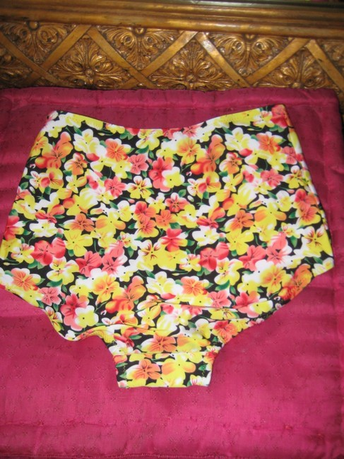 Other Floral Retro Briefs
