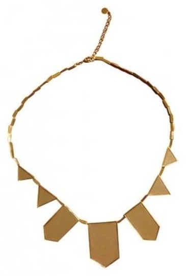 Preload https://img-static.tradesy.com/item/31602/house-of-harlow-1960-khaki-leather-station-necklace-0-0-540-540.jpg