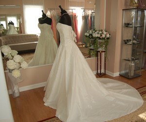 Sophia Tolli Y21154 Ball Gown Wedding Dress