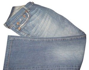 Lucky Brand Size 27 Boot Cut Jeans-Medium Wash