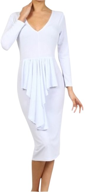 Preload https://item4.tradesy.com/images/unknown-dress-white-3160648-0-0.jpg?width=400&height=650