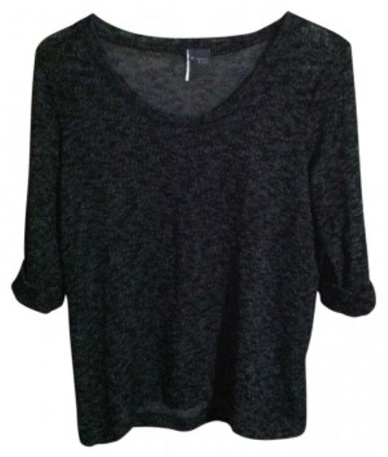 Preload https://img-static.tradesy.com/item/31628/sparkle-and-fade-blackgrey-light-sweaterpullover-size-8-m-0-0-650-650.jpg