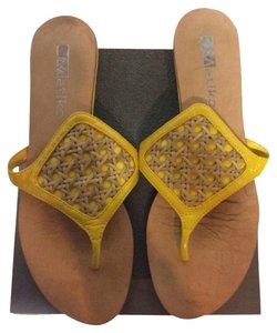 Matiko Yellow Sandals