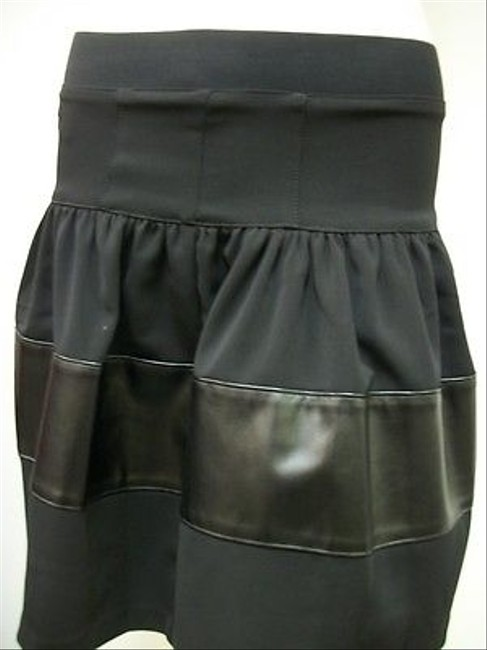 Other Mack James By Badgley Mischka Style 1581 Skirt Black