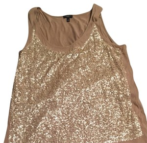 Talbots Top Tan
