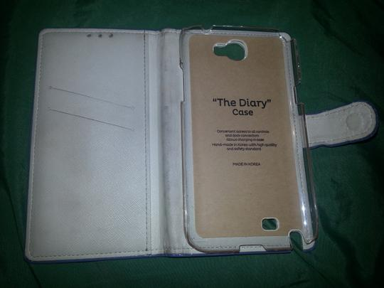 Fry's Samsung Note II diary phone case