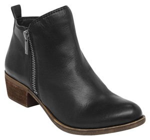 Lucky Brand Leather Brand New Black Boots