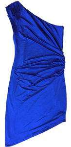 Arden B. One Shoulder Asymetrical Dress