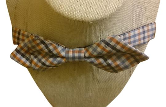 Izod IZOD Boy's Plaid Adjustable Bowtie Brand New