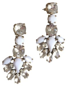 J.Crew J.Crew Crystal Drop Earrings