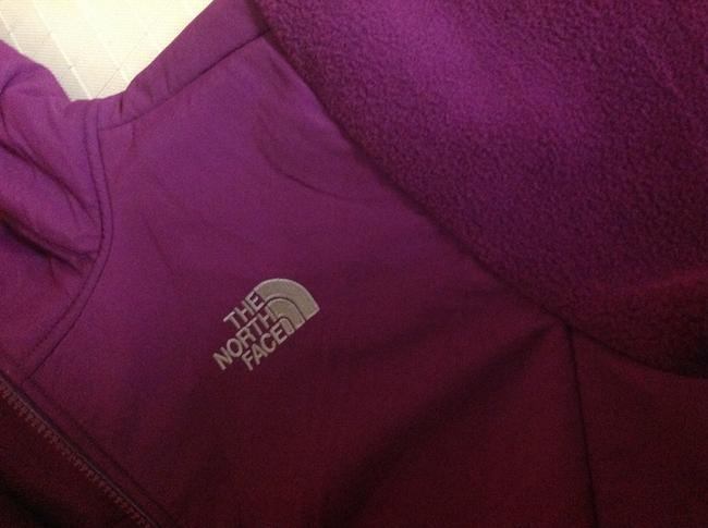 The North Face Purple Girls Jacket