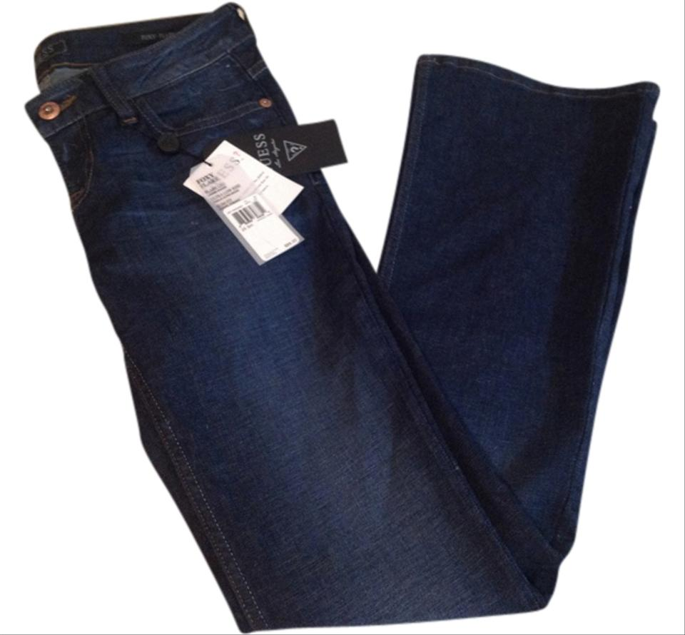 promo code attractive & durable moderate price Guess New Foxy Fit Ultra Low Rise Flare Leg Jeans Size 25 (2, XS) 32% off  retail