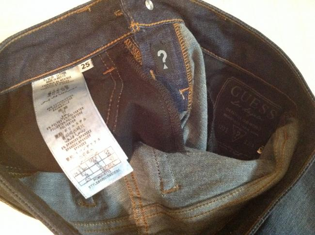 Guess Slim Fit Low Rise Flare Leg Jeans