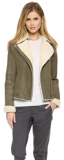 Preload https://img-static.tradesy.com/item/3165925/vince-olive-greenoff-white-assymetrical-shearling-motorcycle-jacket-size-0-xs-0-0-650-650.jpg