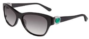 David Yurman NEW David Yurman DY082 Albion Sunglasses w/ SS & Green Onyx Stone