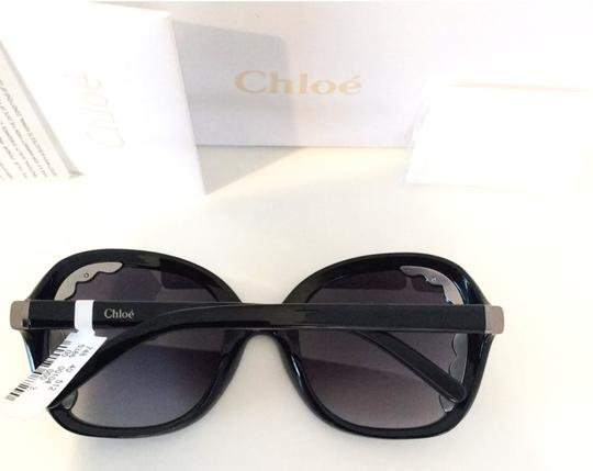 Chloé NEW 100% Authentic CHLOE CE653S 001 Black Sunglasses
