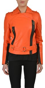 Just Cavalli Orange Jacket