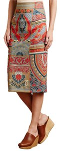 Anthropologie Capivara Pencil Pencil Skirt