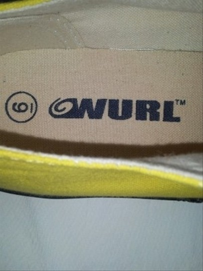 Wurl Bright Yellow Athletic
