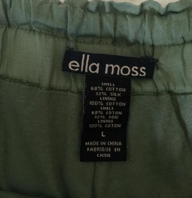 Ella Moss Shorts Army Green
