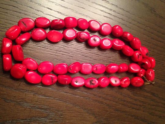 Other Beautiful Red Necklace