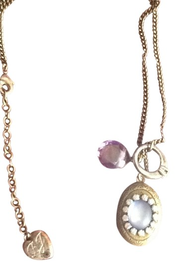 Preload https://item4.tradesy.com/images/betsey-johnson-burnt-gold-and-purple-locket-necklace-3168358-0-0.jpg?width=440&height=440
