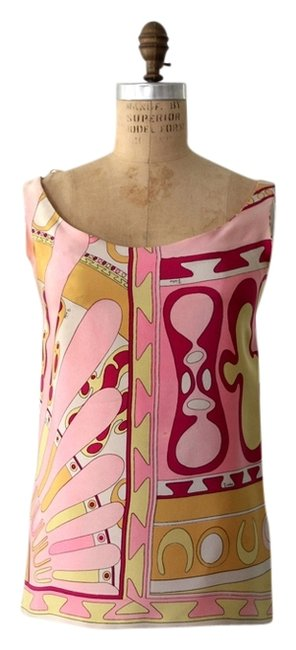 Preload https://item1.tradesy.com/images/emilio-pucci-pink-vintage-blouse-size-6-s-3168400-0-0.jpg?width=400&height=650