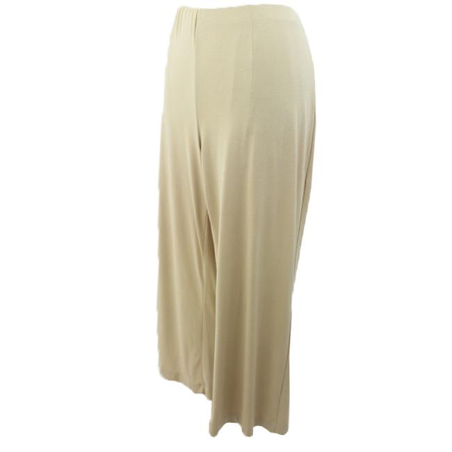 White Stag Woman Designer Relaxed Pants Beige
