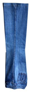 St. John Flare Leg Jeans-Medium Wash