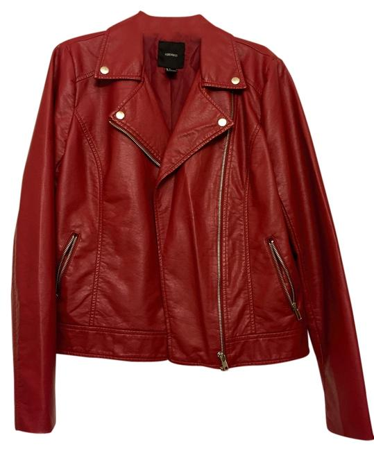 Item - Red Jacket Size 4 (S)