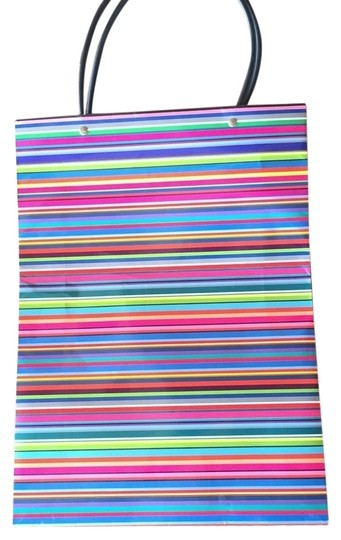 Paul Smith Shopping Signature Paper Shopping Tote in Multi