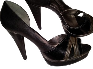 Carlos by Carlos Santana Brand New Leather Black Pumps