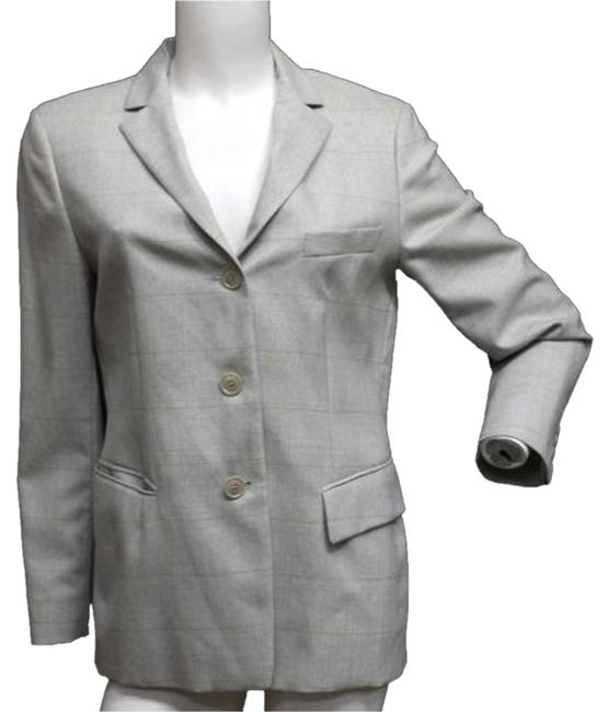 Item - Bergdorf Goodman Made In Italy Buttoned 44 Blazer Size 10 (M)