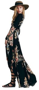 Maxi Dress by Free People Floral First Kiss Cute