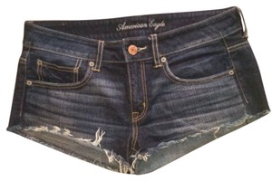 American Eagle Outfitters Mini/Short Shorts dark wash