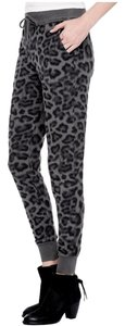 Splendid SPLENDID DISTRESSED LEOPARD SWEAT PANT NWT'S $128 X SMALL XS