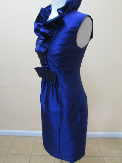 Alfred Sung Electric Blue D465 Dress