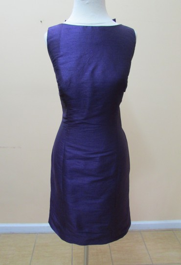 Alfred Sung Majestic Dupioni D516 Formal Bridesmaid/Mob Dress Size 8 (M)